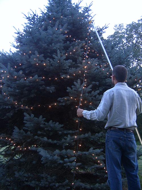 christmas light hook